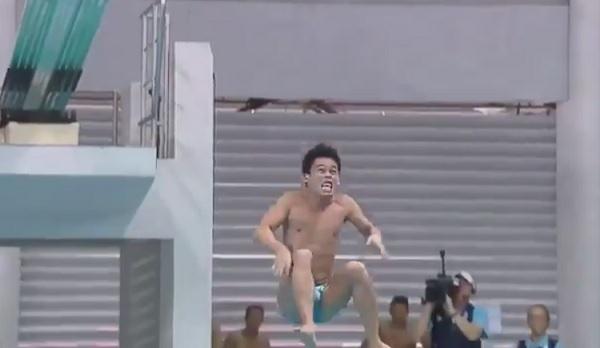 飛び込み競技