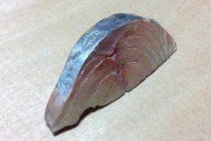 アジの刺身