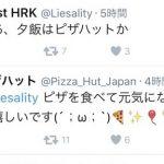 ピザハットとドミノピザ