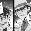 【名探偵コナン】キッドvs赤井、安室、世良が出てくるバトル風漫画がカッコイイ!!